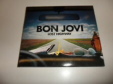 Cd   Bon Jovi  ‎– Lost Highway