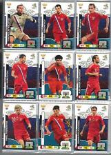 ANDREY ARSHAVIN RUSSIA PANINI ADRENALYN XL FOOTBALL UEFA EURO 2012 NO#