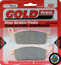 Honda 600 Steed Front Sintered Brake Pads 1992 Onwards - Goldfren