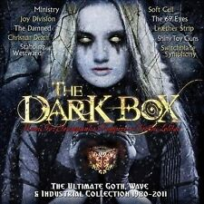 The Dark Box: The Ultimate Goth, Wave & Industrial Collection 1980-2011 [Box]...