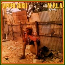 TAPPER ZUKIE M.P.L.A. CD NEW Reissue UK Kingston Sounds ‎KSCD042 roots reggae