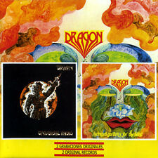 "Dragon:  ""Universal Radio"" & ""Scented Gardens For The Blind"" (2 on 1 CD)"