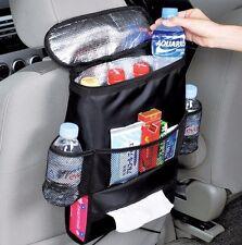 Car Back Seat Organiser Tissue Thermal Drink Holder Hot Cold Cooler Bag AC58