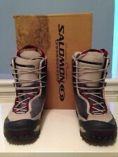 Salomon Diadem Snowboard Boots Women's Size Eur 41 UK 7.5 new1