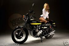Kawasaki Z900, Z650, Z1000, Classic Bike led parking, dash light,1 bulb upgrade