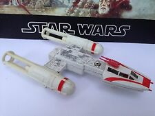 Star Wars Vintage DIE-CAST Y-WING FIGHTER !!