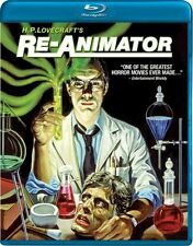 THE RE-ANIMATOR New Sealed Blu-ray
