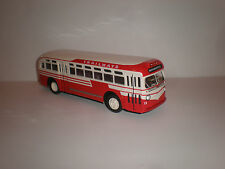 "1/43 GMC CITY BUS GM TDH 3610 ""Trailways"" 1948"