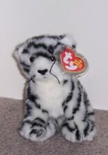 TUNDRA CAT Ty Beanie Baby MINT WITH MINT TAGS