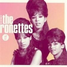 "THE RONETTES ""BE MY BABY: THE VERY BEST OF THE RONETTES"" CD  NEU"