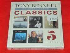 Original Album Classics by Tony Bennett 5CD Box Set