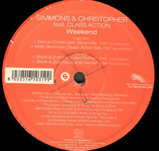 SIMMONS & CHRISTOPHER - Weekend - Feat Class Action - Weekend Records Inc