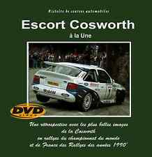 DVD Best of Ford Escort Cosworth WRC WM + France 90er Jahre Delecour etc 60m APV