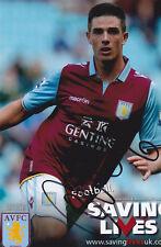 Ciaran Clark (Aston Villa & Ireland) signed photograph