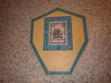 1840.Montage sur carton sainte Cécile.Turquie.