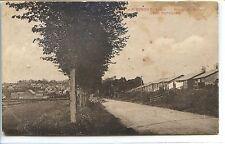 CP 02 Aisne - Ribemont - Route de Séry - Les baraques