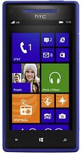 HTC Windows Phone 8X PM23300 at&t 4G LTE GSM Smartphone GREAT Condition 102575