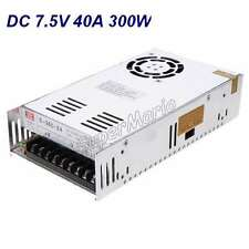 7.5V 40A 300W DC Regulated Switching Power Supply CNC 300W