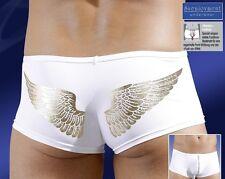 Svenj. Micro Fibre hanche Hipster pants Front-zip gay dans l
