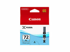 CARTOUCHE CANON PGI-72 PHOTO CYAN / PGI72 PGI 72 pc pixma pro-10 pgi-72pc light