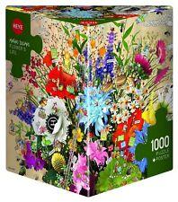 Heye - Triangular , 1000 Piece Jigsaw Puzzle - Flower's Life, Degano   HY29787