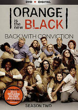 Orange Is the New Black: Season 2, New, Free Shipping!