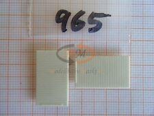 10x ALBEDO Ersatzteil Ladegut Rolltor für Koffer Jalousie beige 1:87 - 0965
