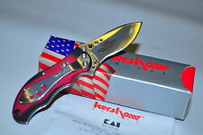 Kershaw 1585BR Baby Boa Assisted Opening Knife Early Release Aug 04 Made in USA