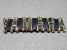 84 Yamaha Virago XV 1000 Gas Tank Emblem Left or Right ~FastFreeShip~