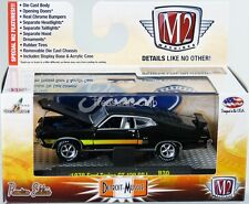 M2 Machines 1970 Ford Torino GT 429 SCJ Detroit-Muscle #32600 15-15 Black 1:64