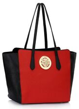 Ladies Women's Large Fashion Designer Celebrity Quality Shoulder Handbag Bags