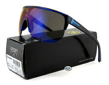 New Von Zipper LIFTOFT Sunglasses | FBB - MINDGLO Black Blue / Astro Glo Lens