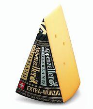 Appenzeller Käse Extra  400g würziger gereifter schweizer Käse TOP