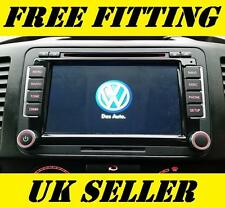 VW sat nav dvd player bluetooth android GOLF PLUS PASSAT CC r36 estate Radio GPS