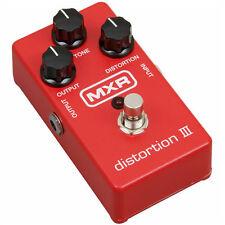 MXR M115 Distorsione III Effetto a pedale per chitarra