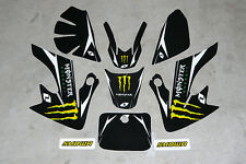 Dirt Pit Bike Fairing Body Plastic 125cc Decal Stickers SSR SR125-X3 PF2 3 V3