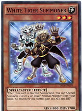 3x Yugioh YS14-EN019 White Tiger Summoner Common Card