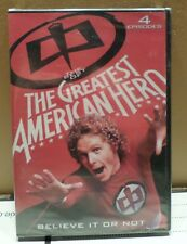 The Greatest American Hero: Believe It or Not (DVD) Factory SEALED! NEW