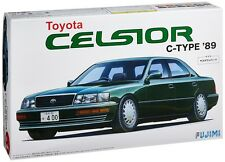 ID-4 Fujimi 1/24 Inch Up Series No.4 TOYOTA Celsior C type '89 Plastic model