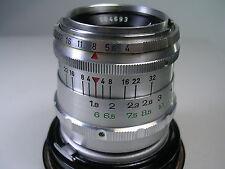 OBJEKTIV AGFA COLOR TELINEAR 1:4/90 mm  LENS telinear 4 90 mm AGFA
