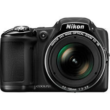 Nikon COOLPIX L830 16.0 MP Digital Camera Black New! FREE SHIPPING