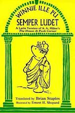Winnie Ille Pu Semper Ludet (The House at Pooh Corner) by Milne, A. A.