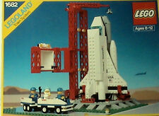 Lego Classic Town 1682 SPACE SHUTTLE NEW Sealed Construction Set