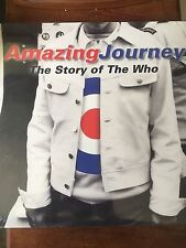 The Who- Amazing Journey The Story of the Who Vinyl 2 Album 2008 Geffen Records