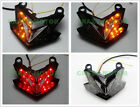 LED Taillight Tail Turn Signal Light For Kawasaki Ninja ZX636 ZX6R Z800 2013 14