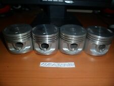(4) Four Piston NOS Honda 1971-73 CB500 Four Standard Piston 13101-323-000 STD