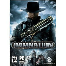 DAMNATION - US Version - Western Action Shooter PC Game WinXP/Vista NEW in BOX