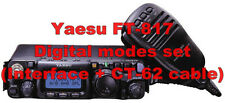 Yaesu Digi Interface + CT-62 CABLE - PSK, PSK31, RTTY, SSTV - FT-817, FT-817ND