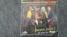 Novi Fosili - I wanna dance 7'' Eurovision 1987
