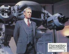 RONNY COX ROBOCOP 1987 VINTAGE LOBBY CARD ORIGINAL #4
